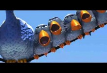 Pixar - For the Birds (Pro ptaky)