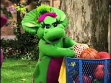 Barney a pratele: Delit se je mit rad