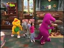Barney a pratele: Obrazek pratelstvi