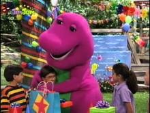 Barney a pratele: Narozeniny