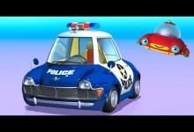 TuTiTu: Policejni auto